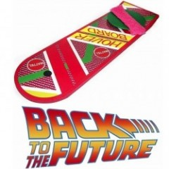 "■MATTEL:""BACK TO THE FUTURE (バックトゥーザフューチャー)''1/1 HOVER BOARD (ホバーボード)"